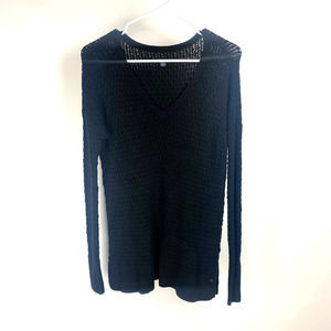 American Eagle Cable Knit Sweater Small